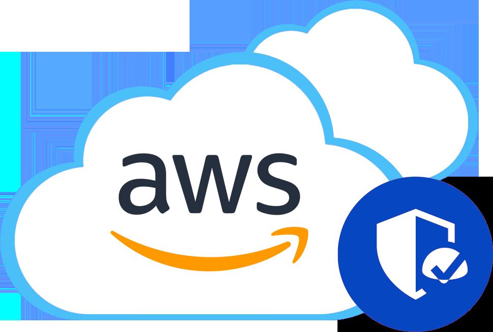 AWS Cloud Graphic